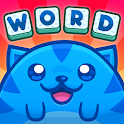 Sushi Cat: Word Search Game icon