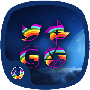 Rainbow - Solo Theme Icon