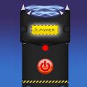 Electric Stun Gun Simulator icon