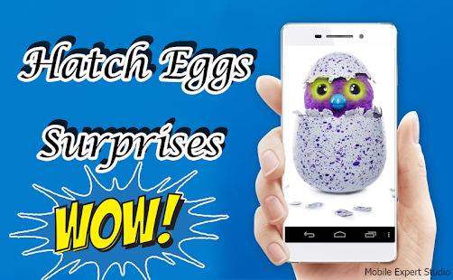 Hatch Eggs Surprises - náhled