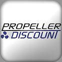 Propellerdiscount icon