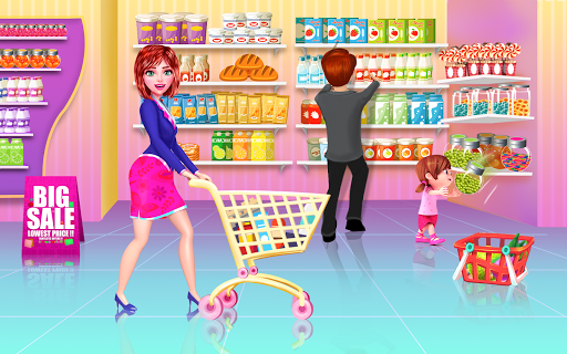 Supermarket Girl Cashier Game - Grocery Shopping cheat screenshots 4