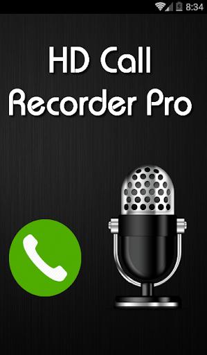 HD Call Recorder Pro