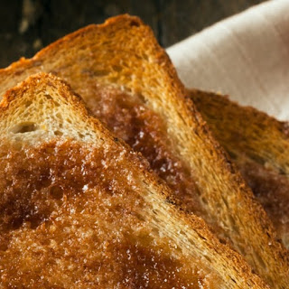Cinnamon Zest French Toast.