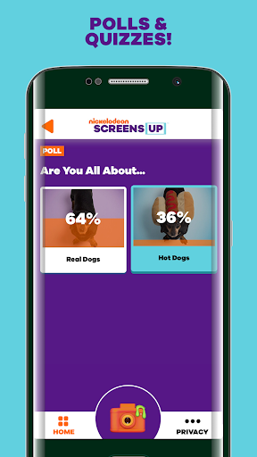 Download SCREENS UP by Nickelodeon MOD APK 6