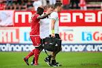 L'Antwerp gagne, mais perd un joueur