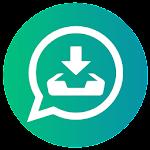 Pro Status Saver Video Images Status Downloader Icon