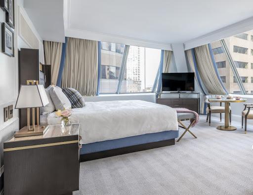Richmond International unveils new interiors at The Langham, Boston