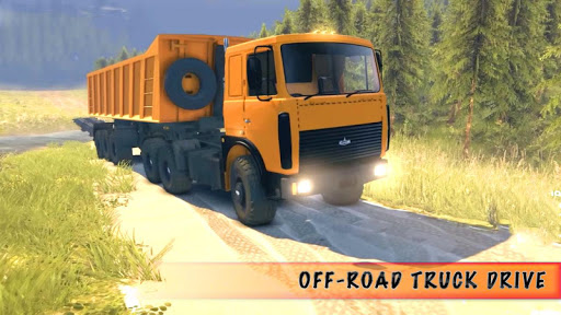 Russion Truck Driver: Offroad Driving Adventure 0.2 screenshots 1