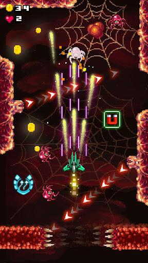 Retro Space War: Galaxy Attack Alien Shooter Game 1.6.2 de.gamequotes.net 4