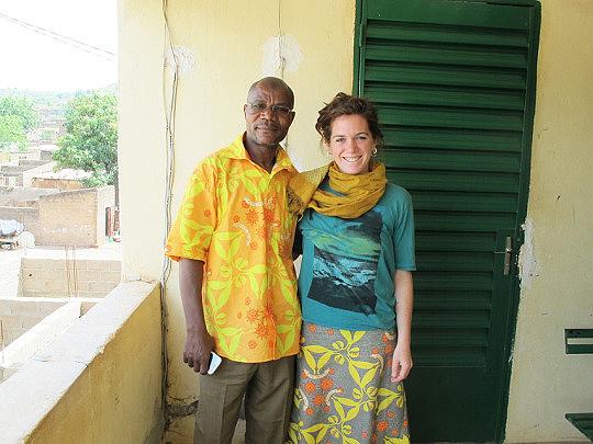 Textiles for HPV Prevention in Mali