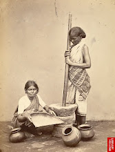 Photo: Rice cleaning Madras