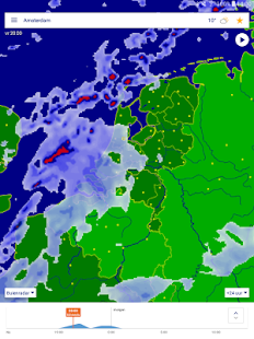 Buienradar - weer- screenshot thumbnail