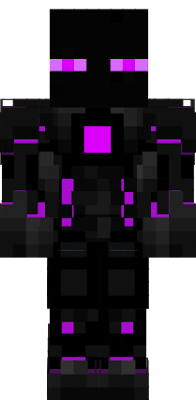 An enhanced enderman from another diamension