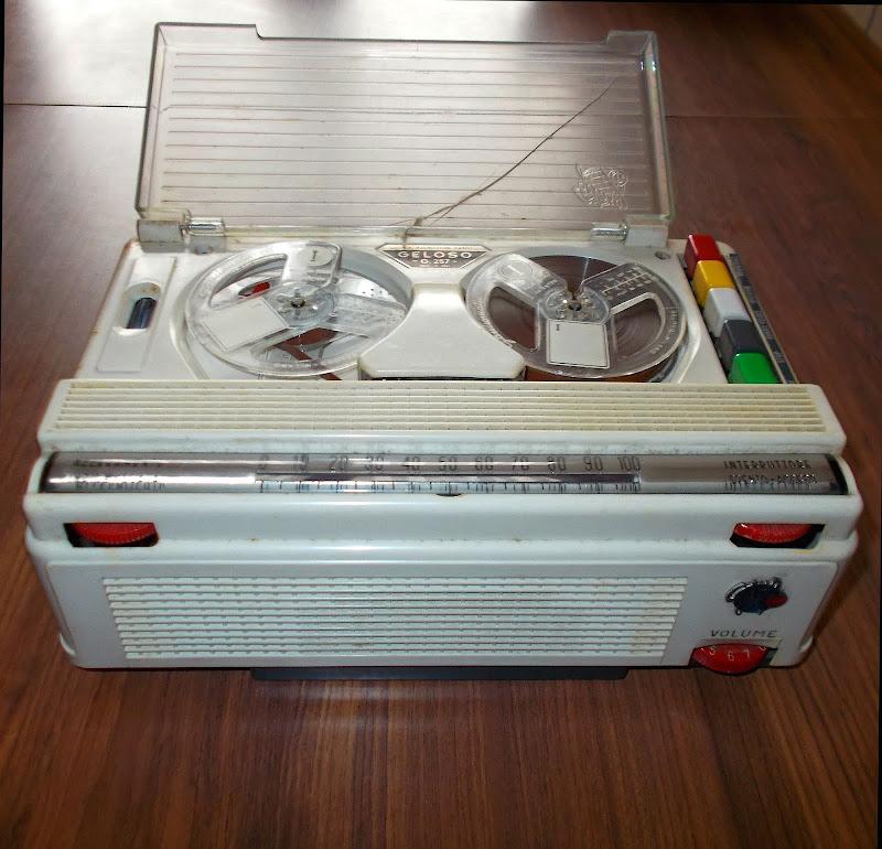 Magnetofono: Il nastro magico di Toninola