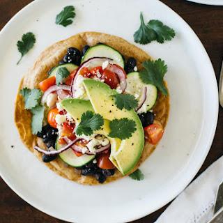 Black Bean Mexican Pizza Recipe