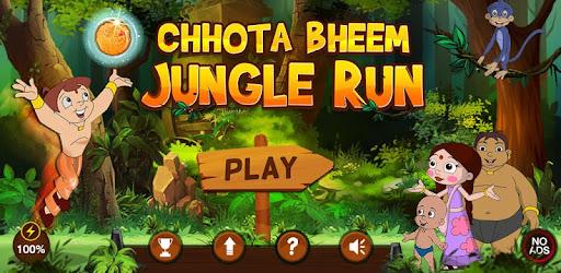 Chhota Bheem Jungle Run - Apps on Google Play