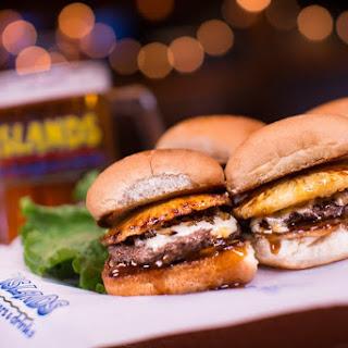 Island's Hawaiian Burger