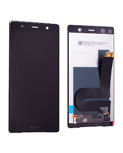 Xperia XZ2 Premium Display Original Black