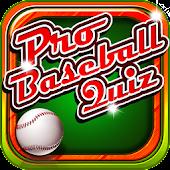 Pro Baseball Quiz