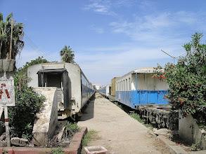 Photo: Dakar - stacja kolejowa