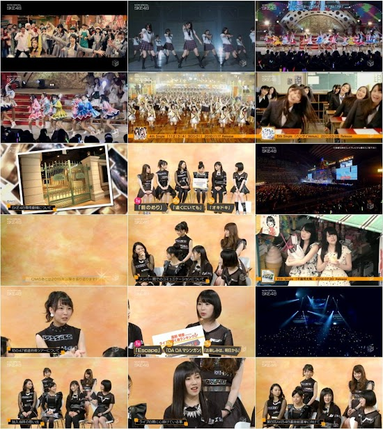 (TV-Music)(1080i) SKE48 M-ON! HD SP 160611