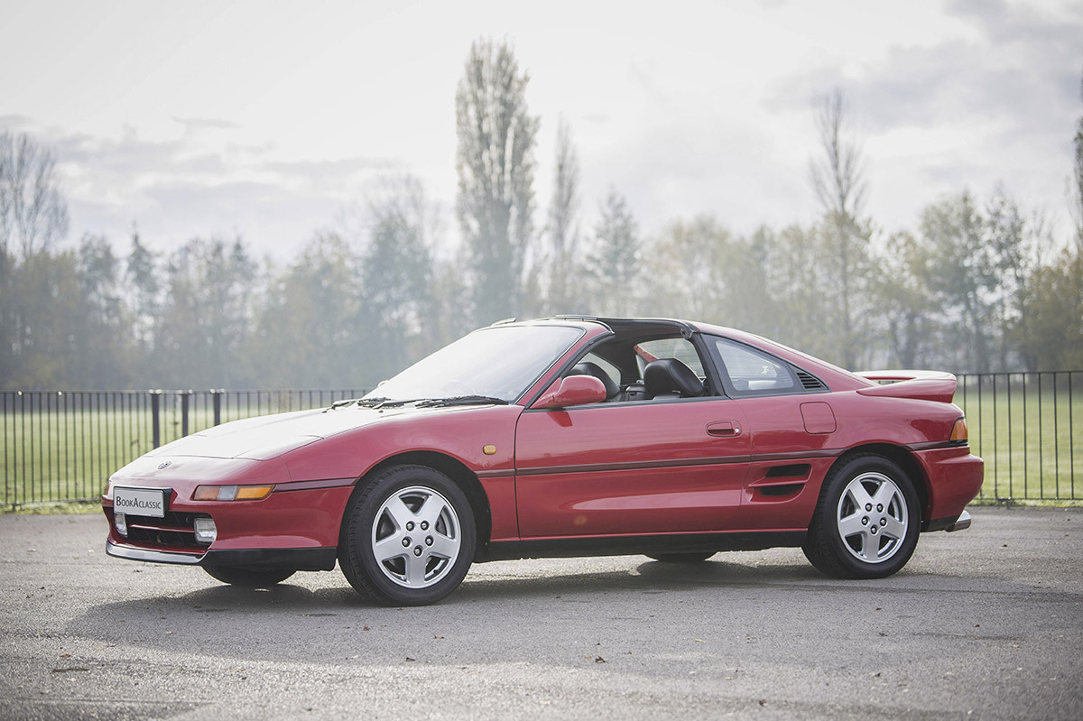 Toyota Mr2 Hire Omagh