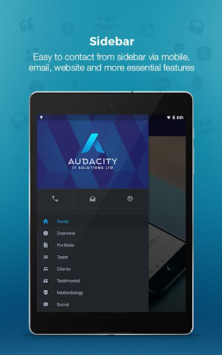 Audacity - Marketing App 1.0 screenshots 9