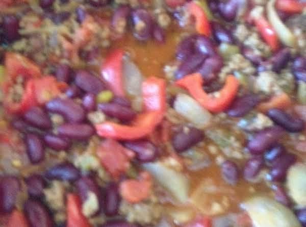 My Own Easy Chili Recipe