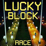 Map Lucky Block Race