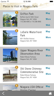 Discover Niagara- screenshot thumbnail