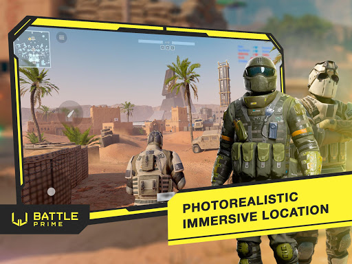 Battle Prime: Online Multiplayer Combat CS Shooter 5.0 Screenshots 9