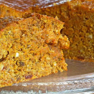 Carrot Cake Recipe for Healthy Heart.