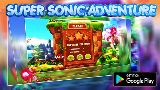 Santa clause & super Sonic christmas 1.2 screenshots 1