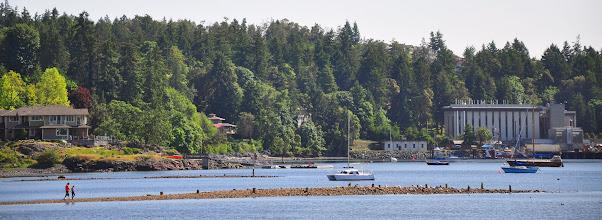 Photo: Across the bay, Departure Bay, Nanaimo, BC, Canada