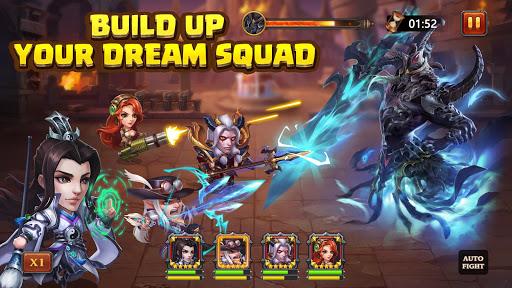 Heroes Charge HD apkslow screenshots 5