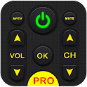Universal TV Remote ControlPRO icon