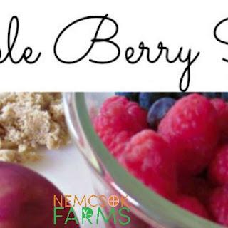 Apple Berry Stew