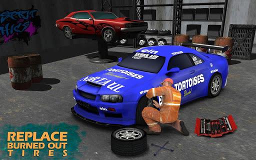 Sports Car Mechanic Workshop 3D 1.5 8