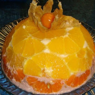 Cottage Cheese Citrus Cake With Dried Apricots