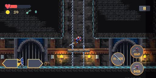 Castle of Varuc: Action Platformer 2D android2mod screenshots 5