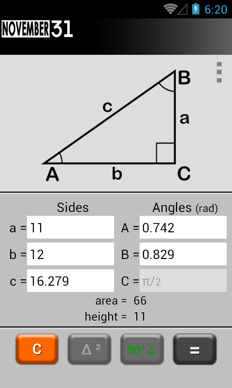 how to find the height of a triangle calculator