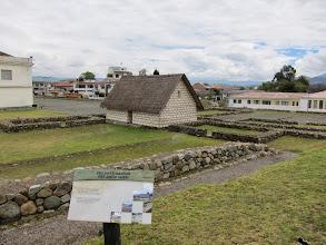 Photo: Pumapungo archeological park, Cuenca