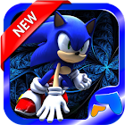 Super Sonic Running icon
