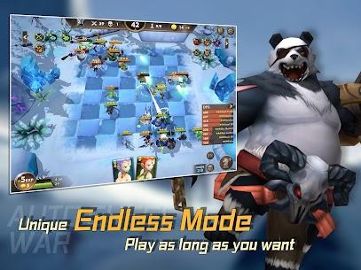 Auto Chess War v1.64 MOD 9