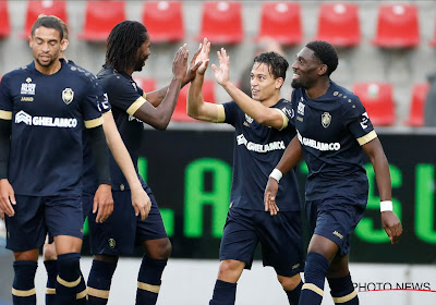 """Cristian Benavente déjà buteur avec l'Antwerp et pourtant: """"Il n'est qu'à 50% de ses capacités"""""""