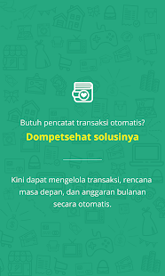 Personal Finance - DompetSehat- screenshot thumbnail