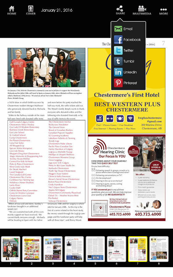 chestermere newspaper The chestermere anchor online paper, the chestermere anchor epaper online, online the chestermere anchor newspaper, online the chestermere anchor paper.