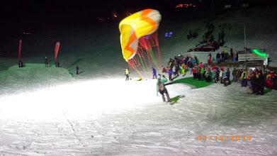 Photo: Skishow von Olang, glückliche Landung
