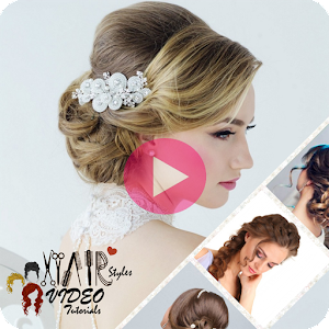 Hairstyles Video Tutorials Android Apps On Google Play - Girl hairstyle video